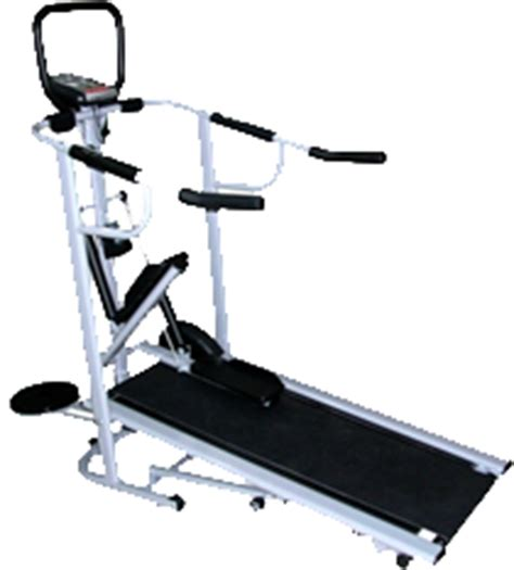 Alat Fitness Treadmill Manual 5 Fungsi Manual Incline Plus Pulse treadmill manual murah cilacap kebumen gombong purwokerto