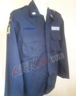 Kaos Bantalan Security Kaos Sniper Satpam pakaian dinas harian pdh pakaian dinas lapangan pdl pakaian dinas upacara seragam safari