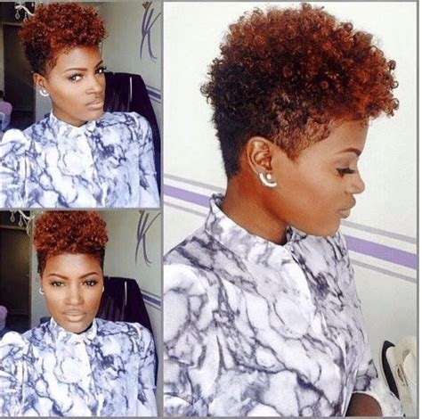 styles for old straight natural hair 78 best images about mohawk in short sassy on pinterest