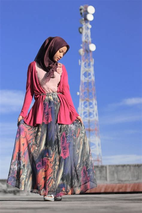 Gamis Pesta Maroon Set Maxi Longdress purple hallway muslimah fashion i style summer chang e 3 and chic