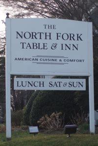 fork table inn home york journal