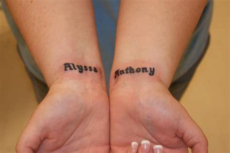 alyssa milano wrist tattoo alyssa anthony wrist by xxtattoojunkiexx on deviantart