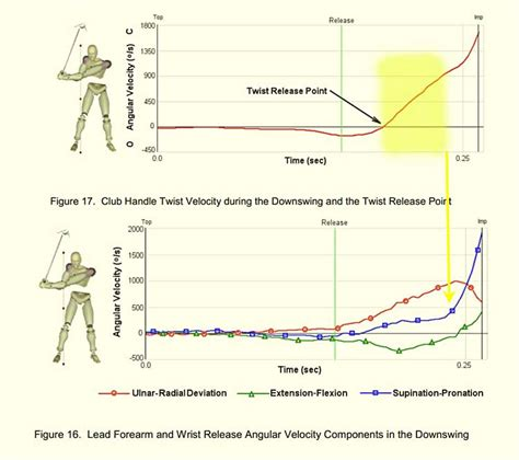 golf swing phases critical review