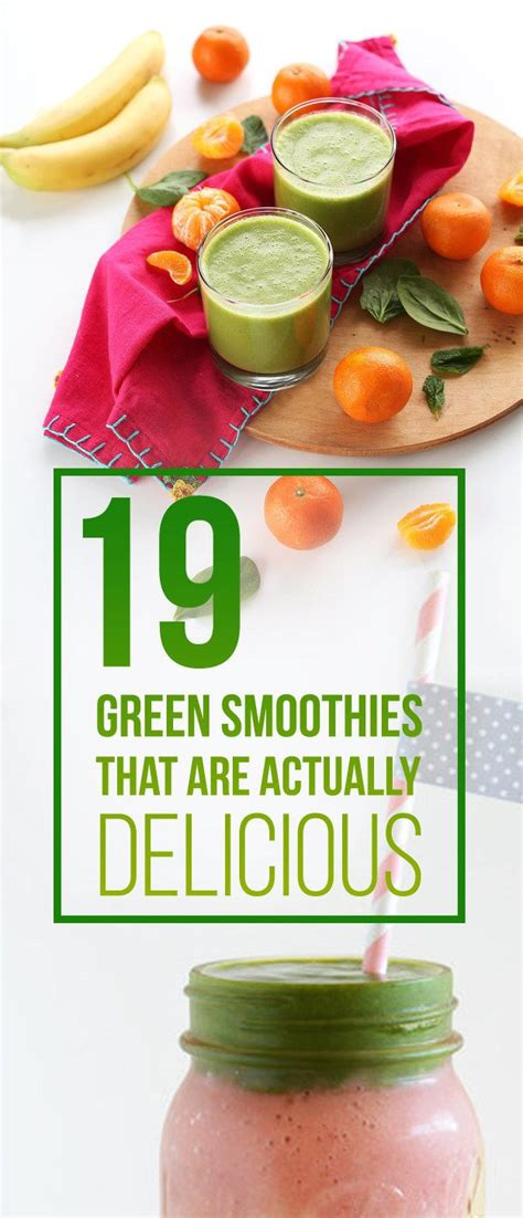 Buzzfeed Detox Juice by 19 Green Smoothies That Actually Taste Great Green