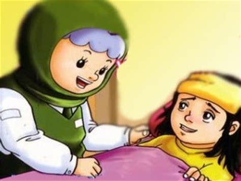 Wallpaper Animasi Orang Sakit   wallpaper islam doa menjenguk orang sakit auto design tech
