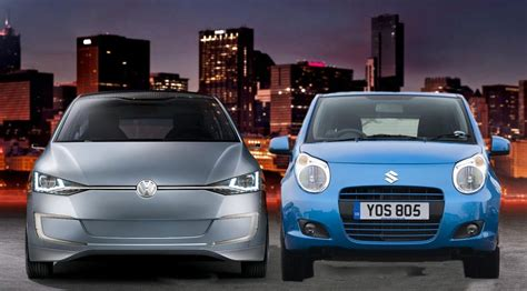 Suzuki Volkswagen Vw And Suzuki Move Closer Together With Joint Projects By