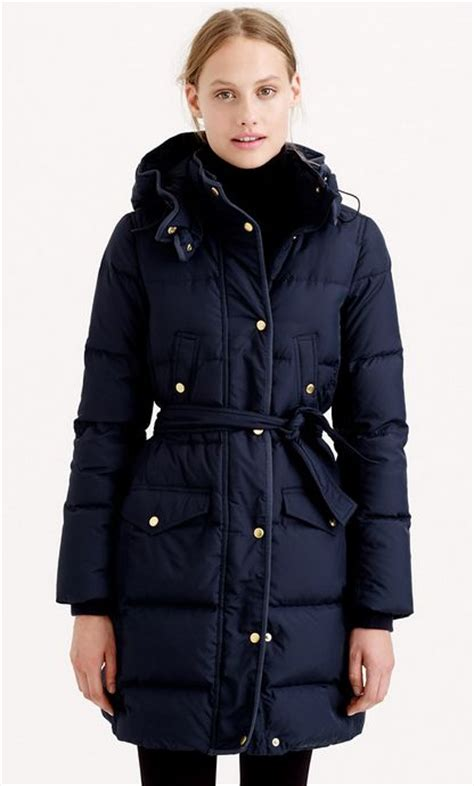 Personal Style P S Outerwear belted puffer coat personal style