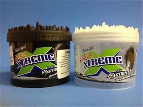 xtreme reaction black styling hair gel wetline ultimate gel xtreme dark reaction wet line extra hold 8 8oz 250g