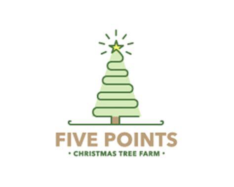christmas themed logos 50 creative christmas logos to celebrate the festive season