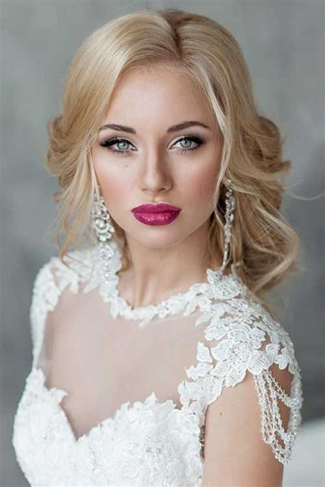 elegant hairstyles for a bride 40 hairstyles for wedding long hairstyles 2017 long