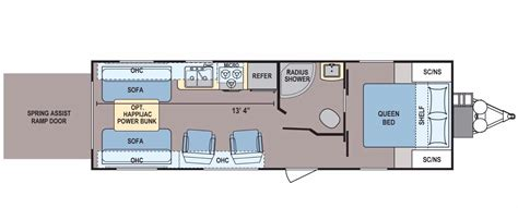 coleman travel trailers floor plans 2017 coleman coleman cts250tq cing world of knoxville