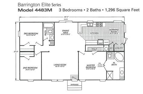 manufactured homes plans new manufactured homes floor plans home design