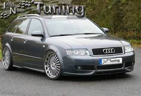 Audi B6 Tuning by Audi A4 B6 01 04 Avant Spoiler Car Tuning Illinois Liver