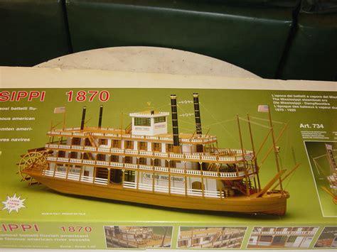 river boat model kits mantua mississippi riverboat wood ship model kits