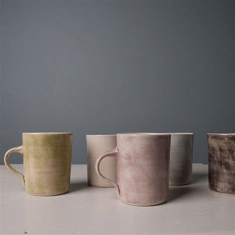handmade mugs handmade coffee mug by it want it buy it