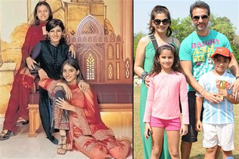 raveena tandon adopted daughters wedding raveena tandon becomes in again younger