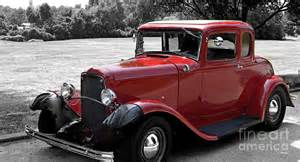 32 ford coupe charmer photograph by luther