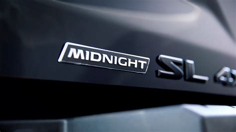 nissan frontier logo 2018 nissan titian titan xd and frontier join midnight