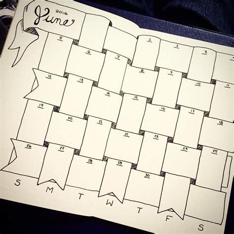 design calendar journal 9 bullet journal monthly spread ideas worth coping