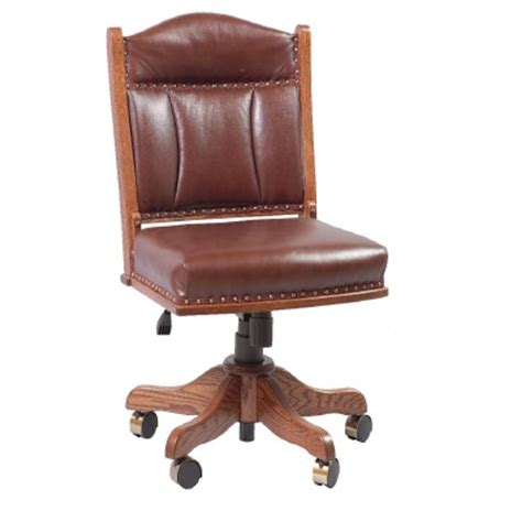 low back desk chair y t woodcraft low back desk chair stewart roth furniture