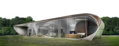 House 3d watg conceives the world s first freeform 3d printed house