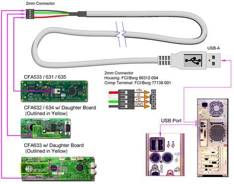 wiring diagram micro usb diagrams digramssample