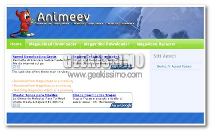 hacker film senza limiti nuovo downloader per megaupload film e file in download