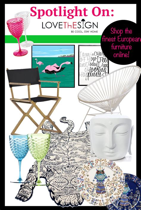 home design decor shopping review spotlight on lovethesign a new online shop with the