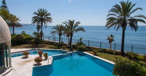 costa del sol property 4 sale beachfront properties for sale in marbella costa del sol