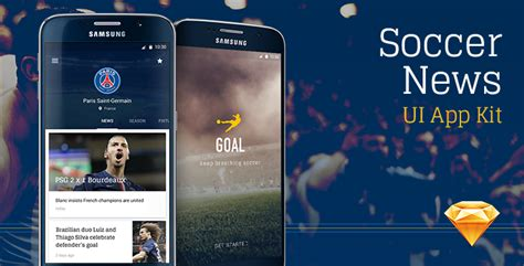 themeforest ui kit goal mobile ui kit for sketch by rodrigosan themeforest