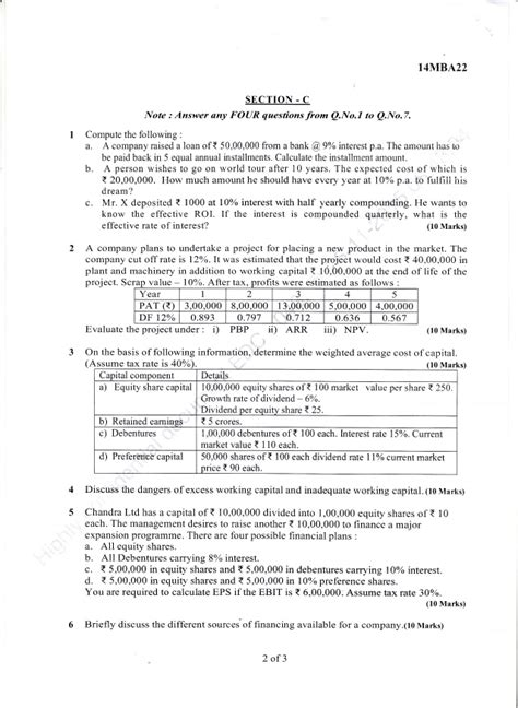2015 16 Mba 4 Semester Solved Paper Aktu by 2nd Semester Mba Dec 2015 Jan 2016 Question Papers