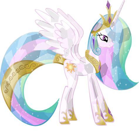 Crystal Princess Celestia My Pony Princess Celestia Pictures