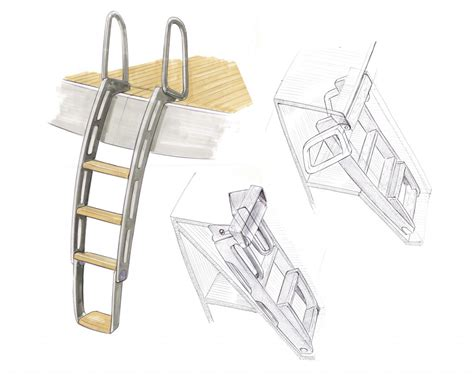 foldable stairs folding stairs design home design by larizza