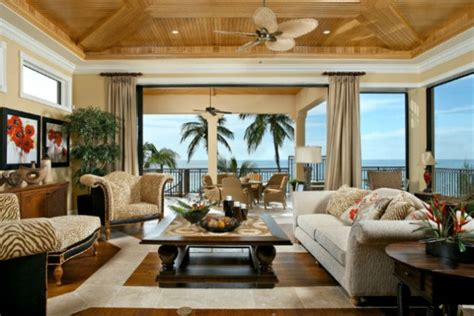 tropical living room design 15 tropical living room designs to make you enjoy the view even more