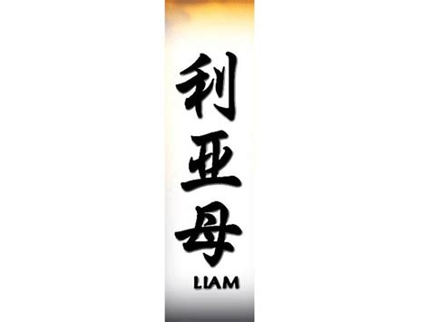 liam tattoo designs liam design liam l names