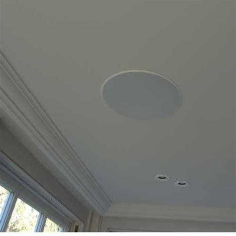 B W In Ceiling Speakers by Garden Room Home Cinema In Woolhope Herefordshire Hifi