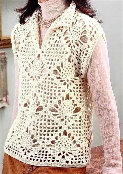 crosia jacket design 20 awesome crochet sweaters for women s diy to make