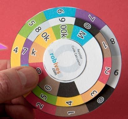 resistor color code wheel calculator resistor colour code wheel calculator