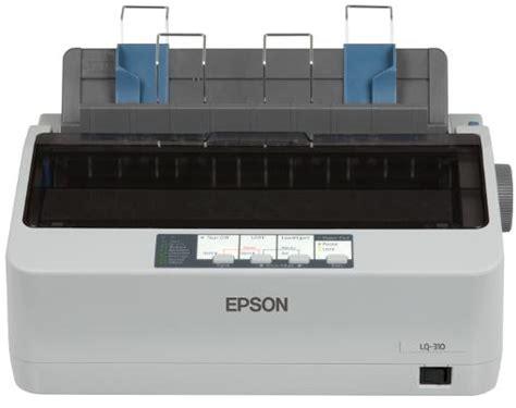 Dijamin Epson Dot Matrix Lx 310 epson releases lx 310 and lq 310 dot matrix printers