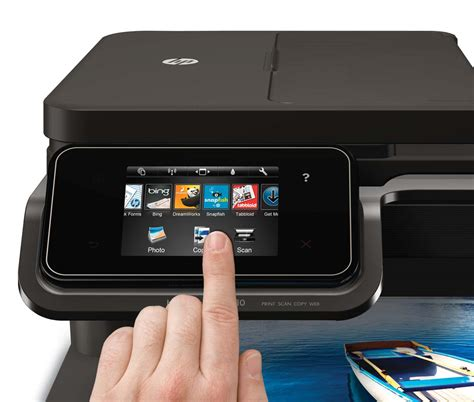 Printer Hp Officejet 7510 hp photosmart 7510 all in one with fax printer