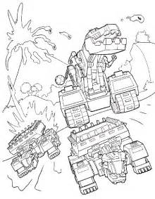 dinotrux coloring pages colorr
