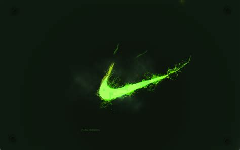 Wallpaper Nike Green | green nike wallpapers wallpaper cave