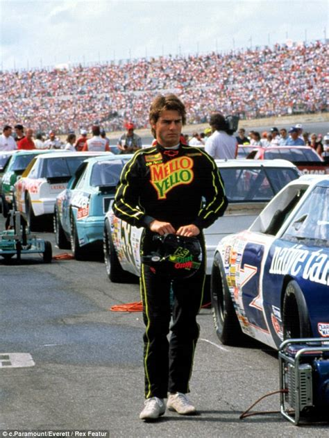 Tom Cruise To Play A Race Car Driver In New by Of Nascar Legend Trickle Says A Chronic