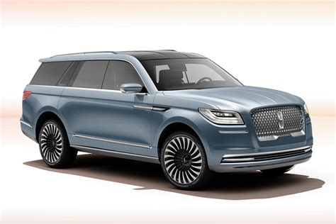 New Lincoln Concept by 2018 Lincoln Navigator Concept