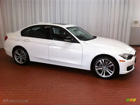 2013 bmw 3 series white alpine white 2013 bmw 3 series 328i xdrive sedan exterior