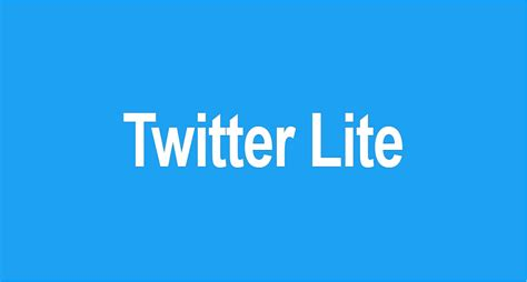 Designing Home what is twitter lite i engage