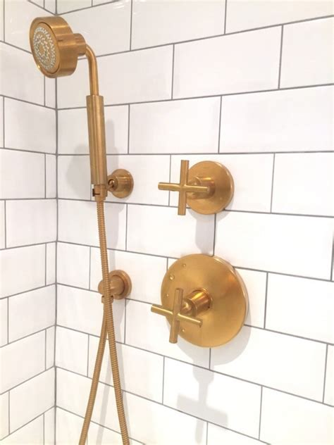 french bathroom fixtures 28 images french style clasf gold shower kit transitional bathroom erin gates design