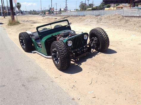 Jeep Rat Rods Rat Rod Jeep Cj 2 Jk Forum