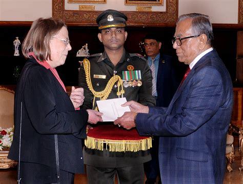 Mba Association Of Chittagong by Ambassador Of To Bangladesh H E Mrs Annick