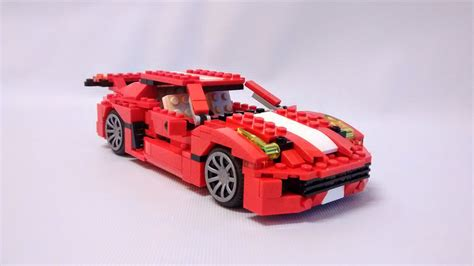 lego sports car yoshiny s design lego sports car set 31024 alternate build